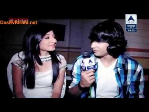 VruShan Interview - Sharon Becomes Desi Girl By SBS - 26th October 2013