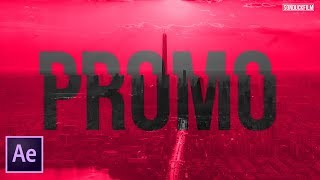 Create a Promo Video With Fashion and Glitches | After Effects Tutorial