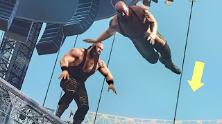 WWE 2K18 - The Most DANGEROUS MOVES in The Game!