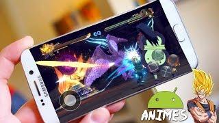 Os 20 Jogos Perfeitos De Anime Para Android