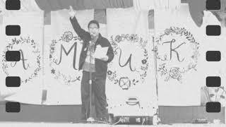 MERINDING !! Remaja ini sukses bacakan puisi yang menampar keras para pejabat penghianat bangsa.