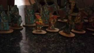 Astérix et la conquête romaine, la partie I