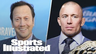 Could McGregor Vs St-Pierre Fight Be Next? Rob Schneider On Durant | SI NOW | Sports Illustrated