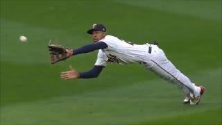 MLB Best Defensive Plays 2017 (April)