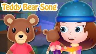 Teddy Bear, Teddy Bear Turn Around | Nursery Rhymes For Children | Kids Songs