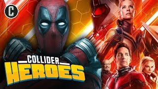 X-Force and Ant-Man & the Wasp - Heroes