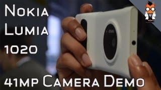 Nokia Lumia 1020 Camera App Walk-through - Nokia Pro Cam