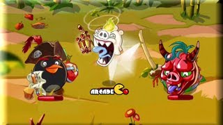 Angry Birds Epic - Rescue Adventure - Angry Birds Compilation 2014