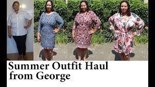 Dress Haul & Try On - George | Casual Beauty UK
