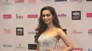 Gorgeous Manushi Chhillar At Miss India 2018 GRAND Finale   Bollywood Spy