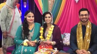 Raza & Ramsha Mehndi
