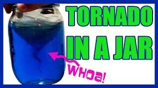 Tornado in a jar EASY KIDS SCIENCE