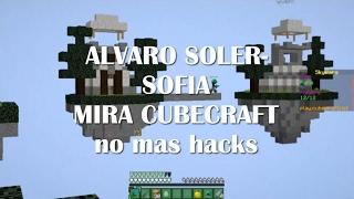 Alvaro Soler - Sofia (PARODIA) cubecraft y los hacks || MIRA CUBECRAFT