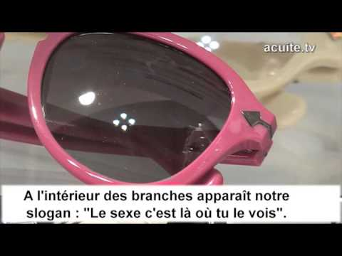 Mido 2013 Opposit une collection provocatrice signée Allison