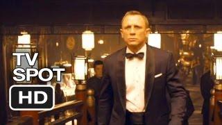 Skyfall TV SPOT - Best Bond Ever (2012) - Daniel Craig Movie (2012) HD