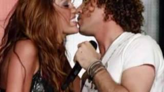 DAVID BISBAL & MILEY CYRUS WHEN I LOOK AT YOU TE MIRO A TI