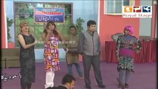 Mahnoor & Iftikhar Thakur  Full Punjabi  Stage Drama New