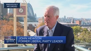 Former Liberal Party leader explains how Morrison won the Australian elections | Street Signs Asia