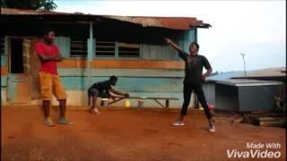DONZY ft SARKODIE   CLUB dance video