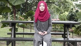 Daily Shawl Tutorial 2 by Ainul Hidayah