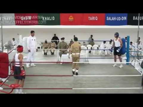 Xxx Mp4 Boxing Of Lieutenant Khawar SHAHEED With Imad 3gp Sex
