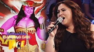GGV: Karla sings
