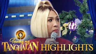 Tawag ng Tanghalan: Vice has a comment for Jade of