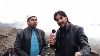 Interview with RJ, Poet,  Actor, Director, Painter & Radio Presenter #Luqman #Shinwari @ #Landikotal