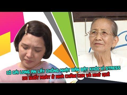 Xxx Mp4 Cô Gái Long An Lấy Chồng Nhật Bản Bật Khóc Vì Stress Do Suốt Ngày ở Nhà Chăm Con Và Nhớ Quê 😥 3gp Sex
