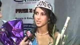 Interviews with Miss Russian Bikini 2004 Winners at Matryoshka 2004