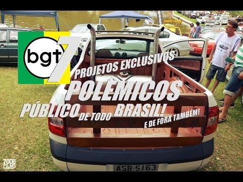 BGT 7 Projetos exclusivos Polêmicos e curiosidades VÍDEO MATÉRIA