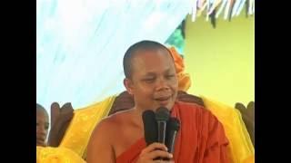 San Pheareth - សាន ភារ៉េត - Haotrai - khmerilove - khmer budhha - ទេសនា