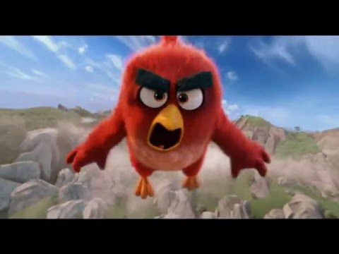 THE ANGRY BIRDS movie International Trailer - Hindi