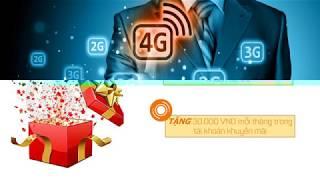 Sim 3G không giới hạn   Max băng thông