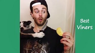 Try Not To Laugh or Grin While Watching Curtis Lepore Funny Vines - Best Viners 2017