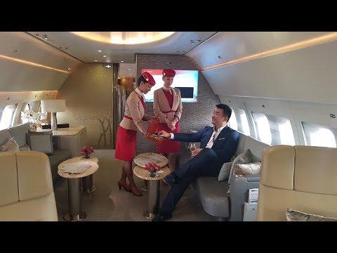 Xxx Mp4 Inside The Emirates Private Executive Jet A319ACJ 3gp Sex