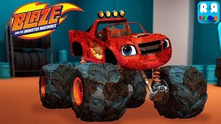 Playtime With Blaze and the Monster Machines - The Dirty Blaze