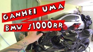GANHEI UMA BMW S1000RR 😜 RACHINHA SAVEIRO VS COURRIER VS CG1000R