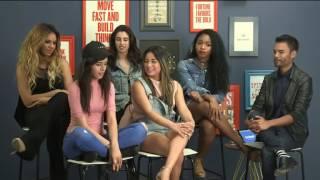 Fifth Harmony Facebook Livestream (31 May, 2016)
