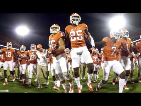 Rogue One A Clemson Story 2017 Alabama vs. Clemson National Championship Hype Video