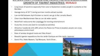 IGCSE Geography: Case Studies Tourism