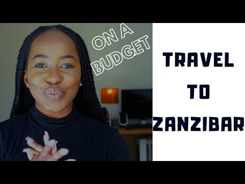 Xxx Mp4 How To Travel To Zanzibar On A Budget Jackie Mujulizi 3gp Sex
