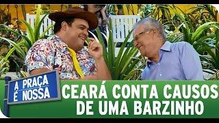 A Praça É Nossa (23/04/15) - Matheus Ceará conta causos de seu barzinho favorito