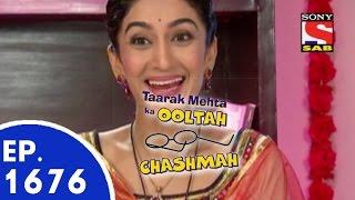 Taarak Mehta Ka Ooltah Chashmah - तारक मेहता - Episode 1676 - 20th May, 2015