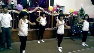 Children's English Dance-Christian Remix-2001