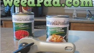 How To Make A Secret Safe From Free Soup Cans - Make a Stash Can Safe Cheap and Easy