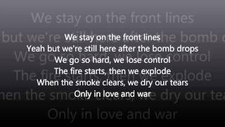 Tamar Braxton - Love & War (With On Screen Lyrics) HD