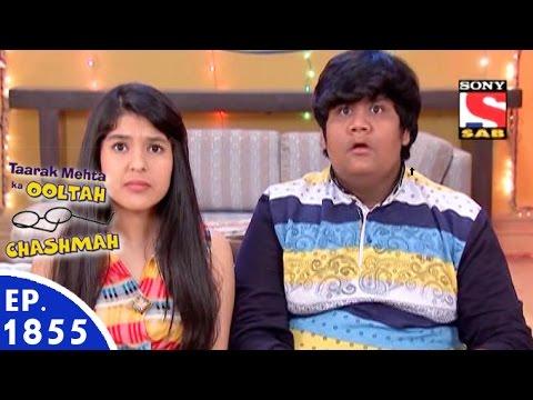 Taarak Mehta Ka Ooltah Chashmah - तारक मेहता - Episode 1855 - 22nd January, 2016