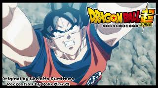 Dragonball Super - Genki Dama Theme (HQ Recreation)