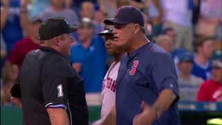 MLB Umpires Being Assholes
